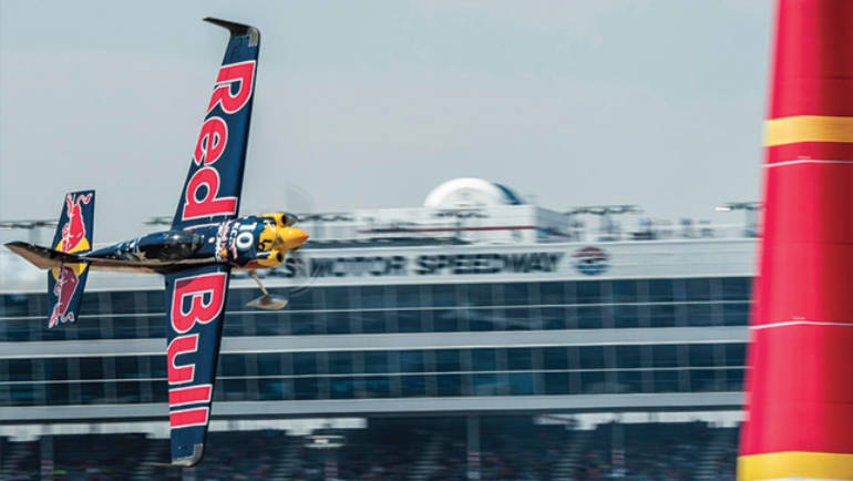 Red Bull Air Race : 3 and 4 June in Chiba (Japan)