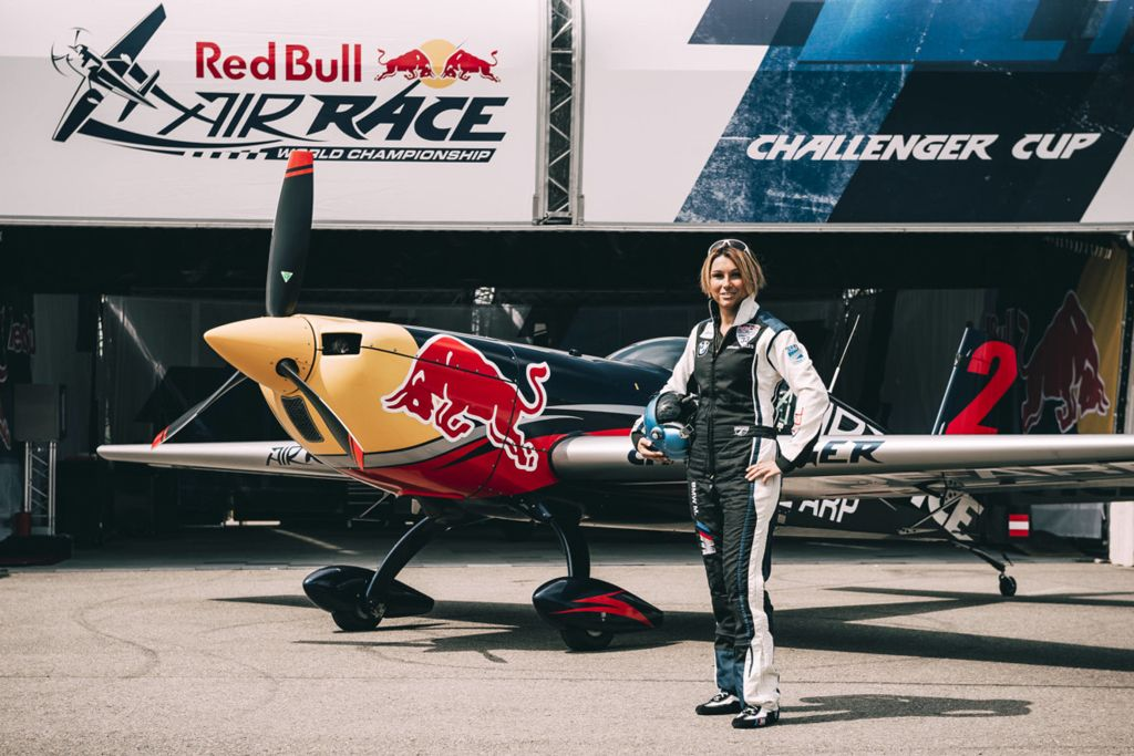 Mélanie joins the Challenger Class