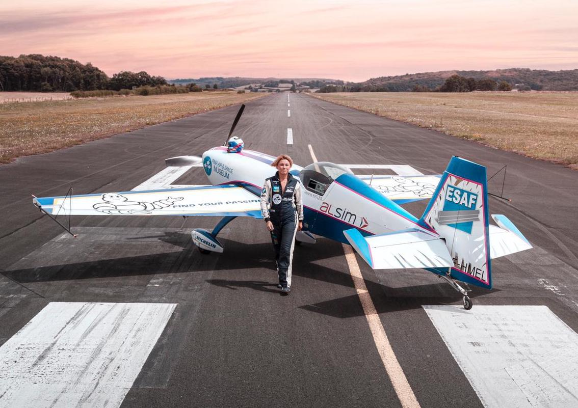 Some news before the World Aerobatic Championships
